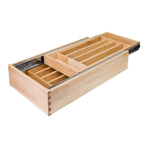 Nested Silverware Cutlery Drawer