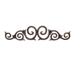Wrought Iron Onlay MONL-01