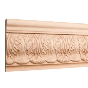 Acanthus Carved Frieze Moulding HCM10B