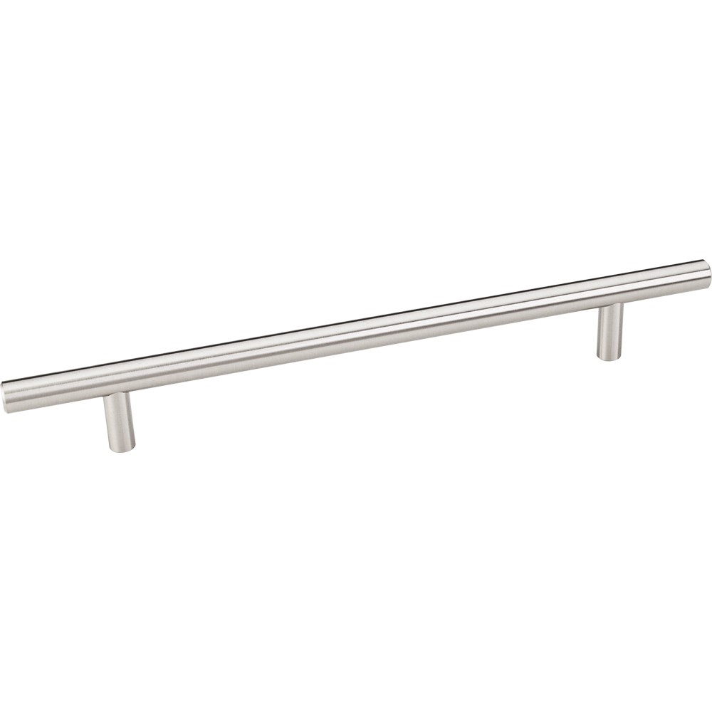 The Naples Cabinet Pull 270 available in Stainless Steel. Holes are 192mm on Center